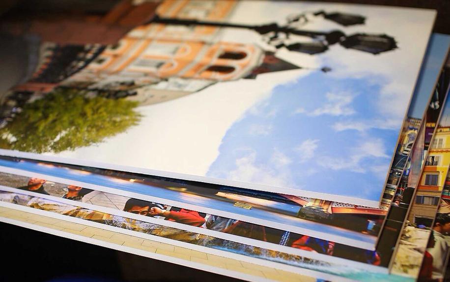 Печать плакатов на картоне